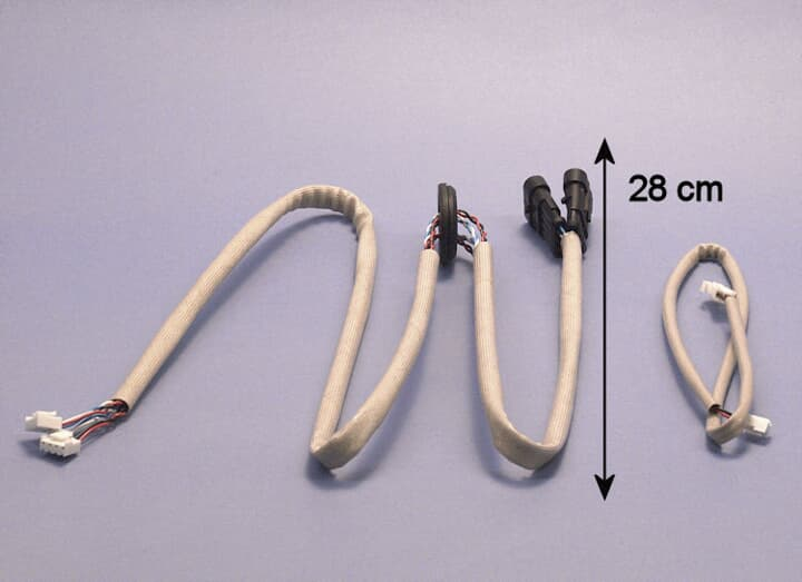 WIRE HARNESS KIT, G2 < 500KW (3AUA0000100758)